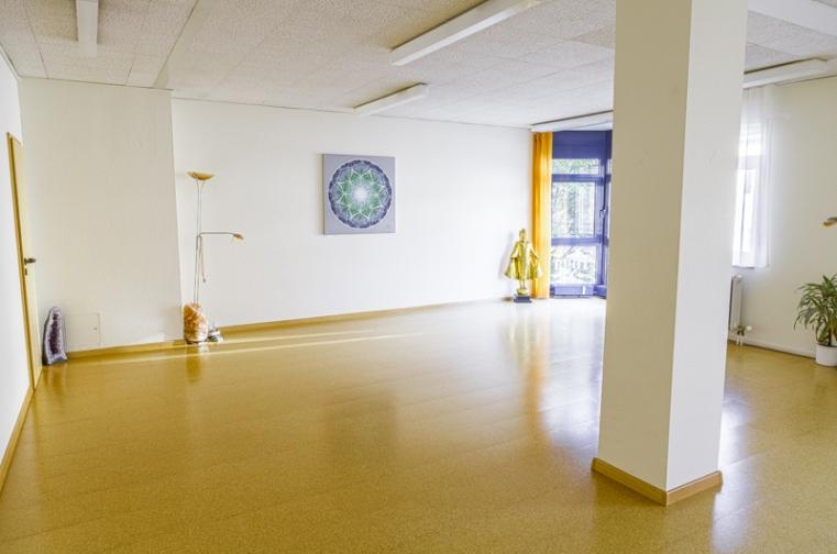 Seminarraum Yoga Ansicht 1