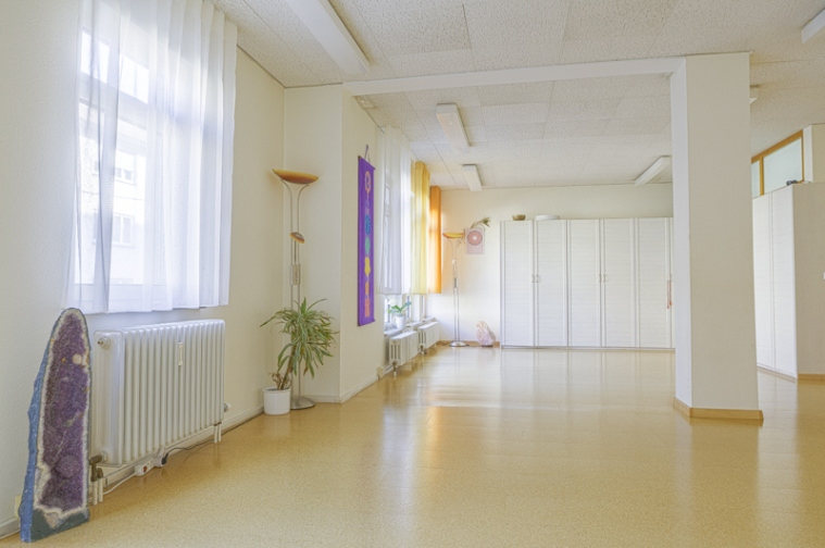 Seminarraum Yoga Ansicht 4
