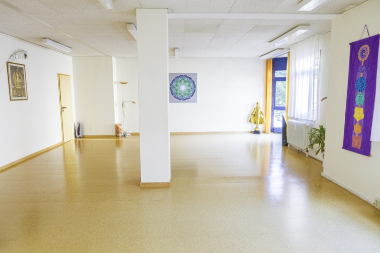 Seminarraum Yoga Ansicht 5