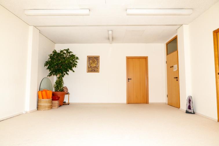 Seminarraum Meditation Ansicht 1