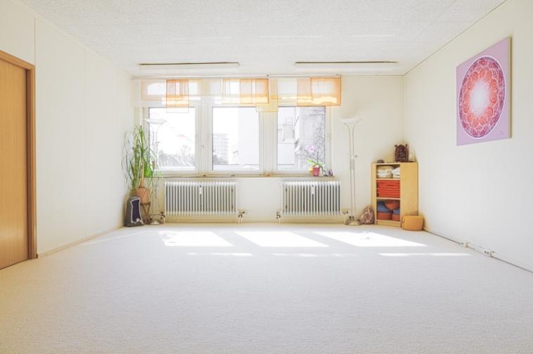 Seminarraum Meditation Ansicht 2