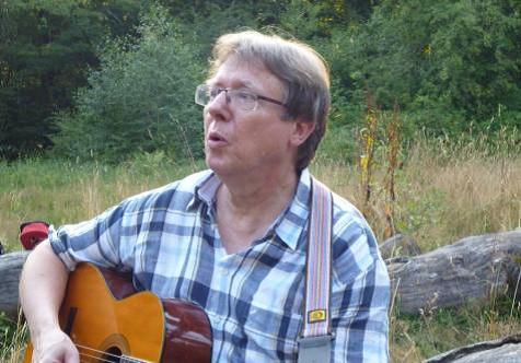 Leiter der Singgruppe Christoph Roemer