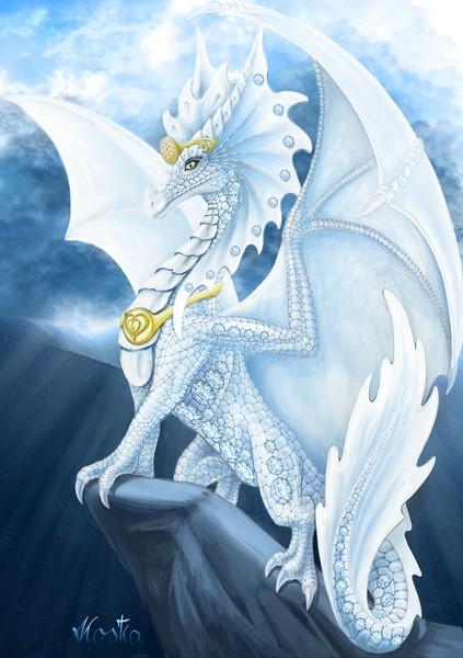 Drachenkönigin Einweihung