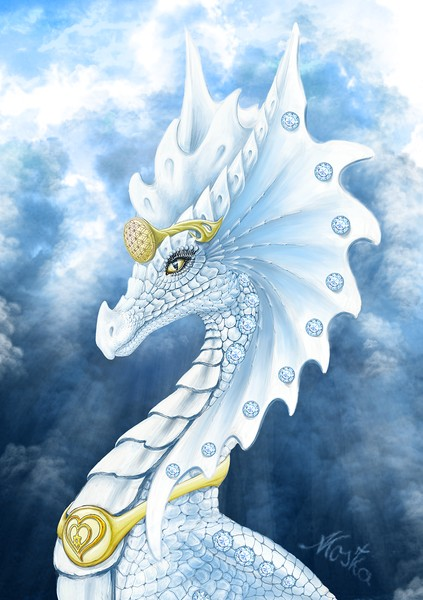 Drachenkönigin